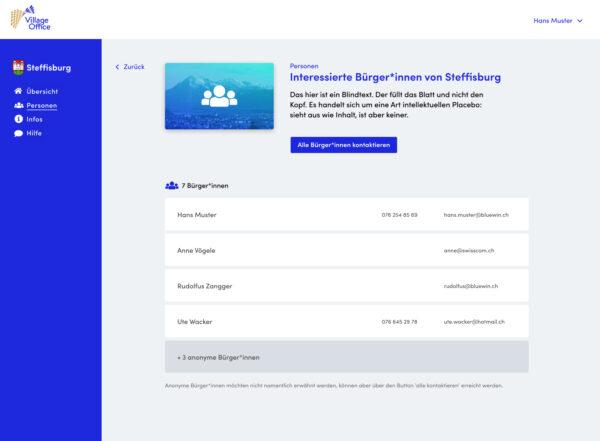 Herr-Buerli-MyVillageOffice_Kontakt