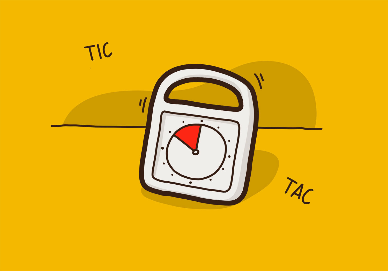 Herr Bürli 7 Meeting Hacks Timeboxing